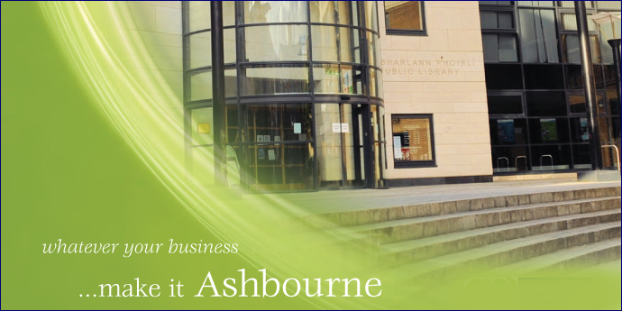 Whatever your business Make it Ashbourne