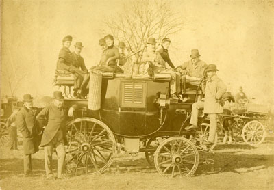 Transport - Lawrence collection photograph