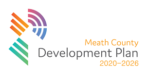 Meath County Development Plan Logo 2020-2026