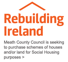 Rebuilding ireland - Call for Houses or Land