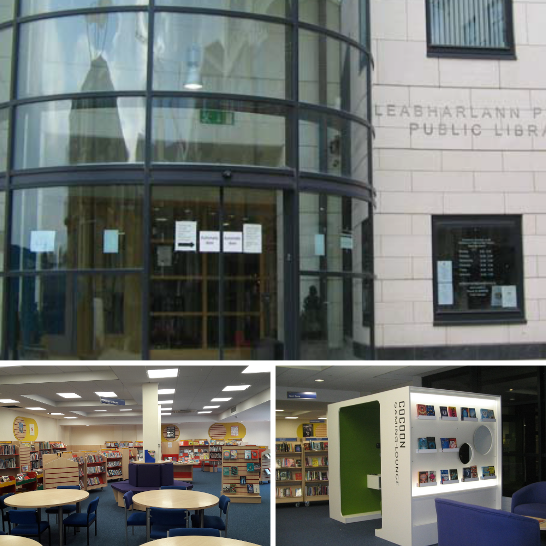 Ashbourne Library Images