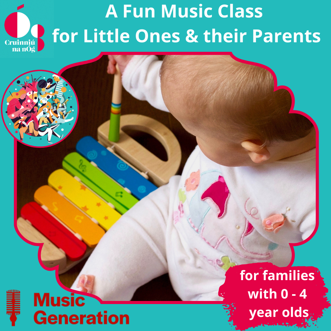 Music Generation Fun Music Class for Little Ones