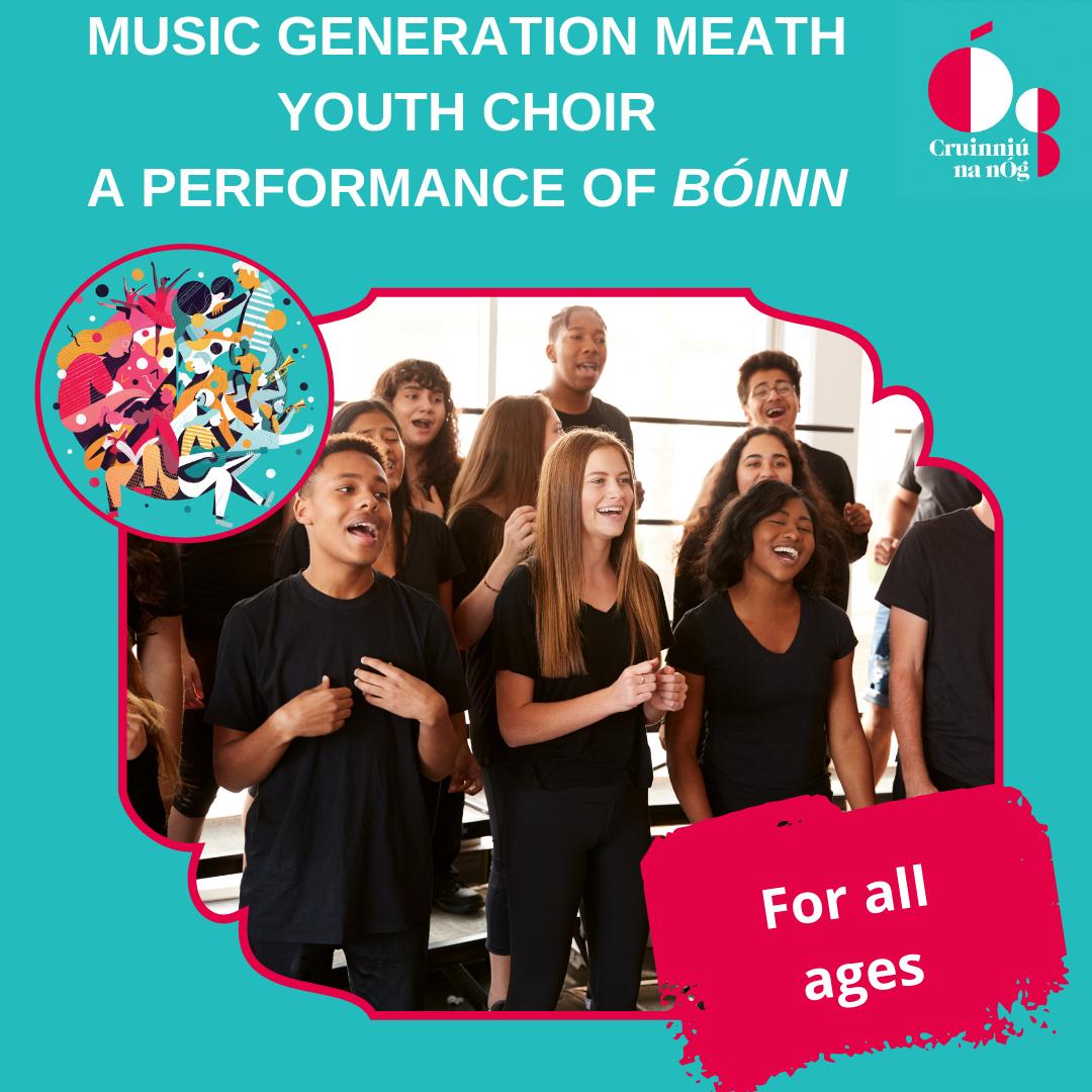 Meath Youth Choir Performance