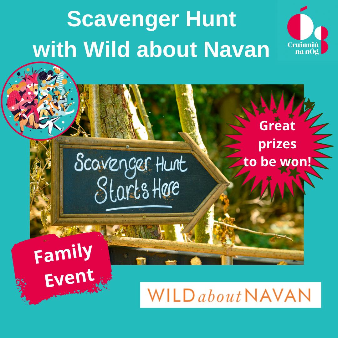 Scavenger Hunt with Wild about Navan
