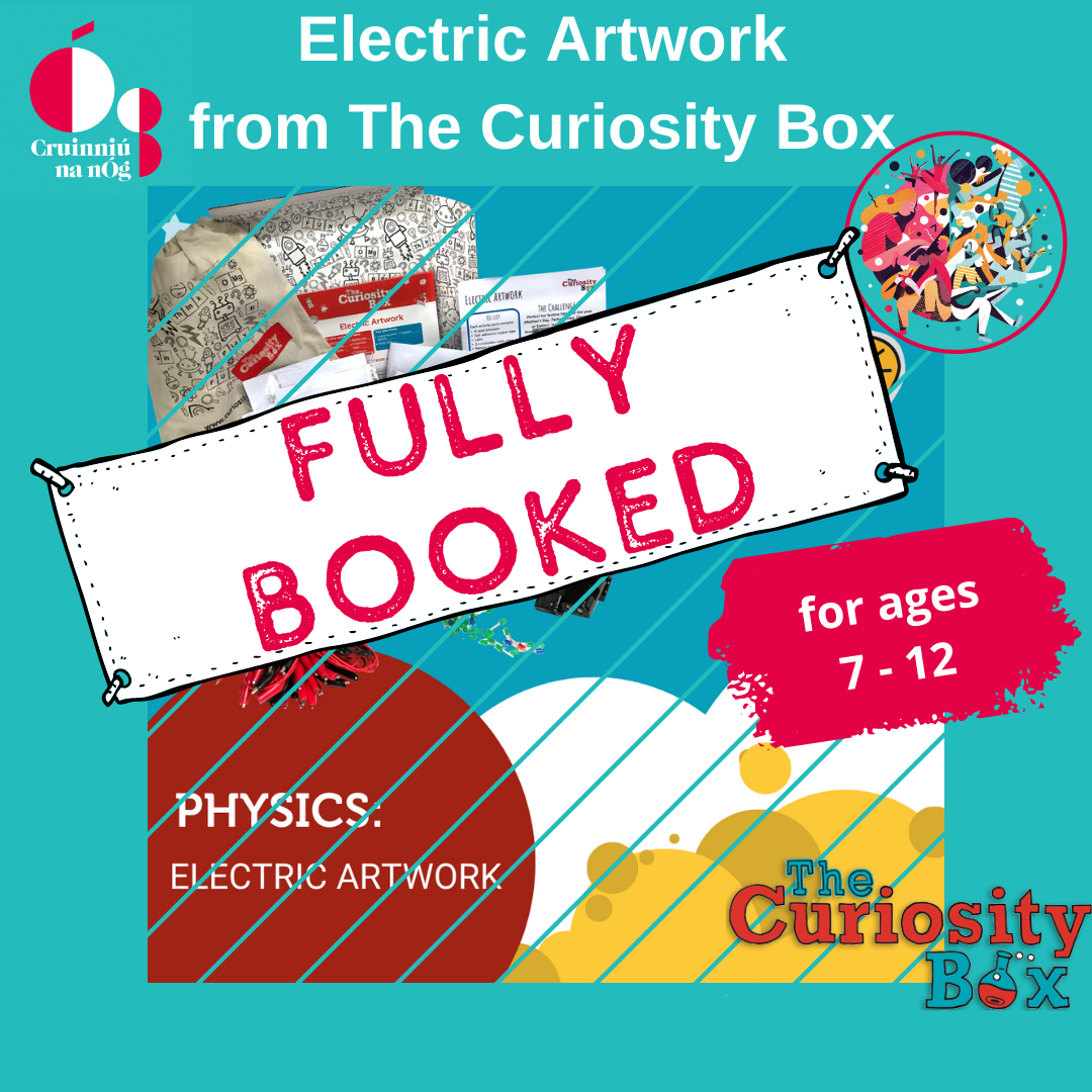 electric artwork event fully booked