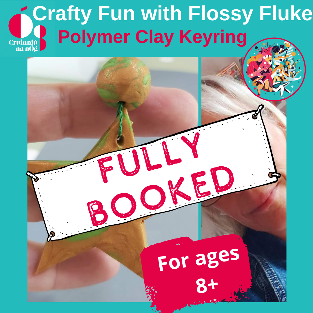 Polymer Clay Key Ring Craft Fully Booked