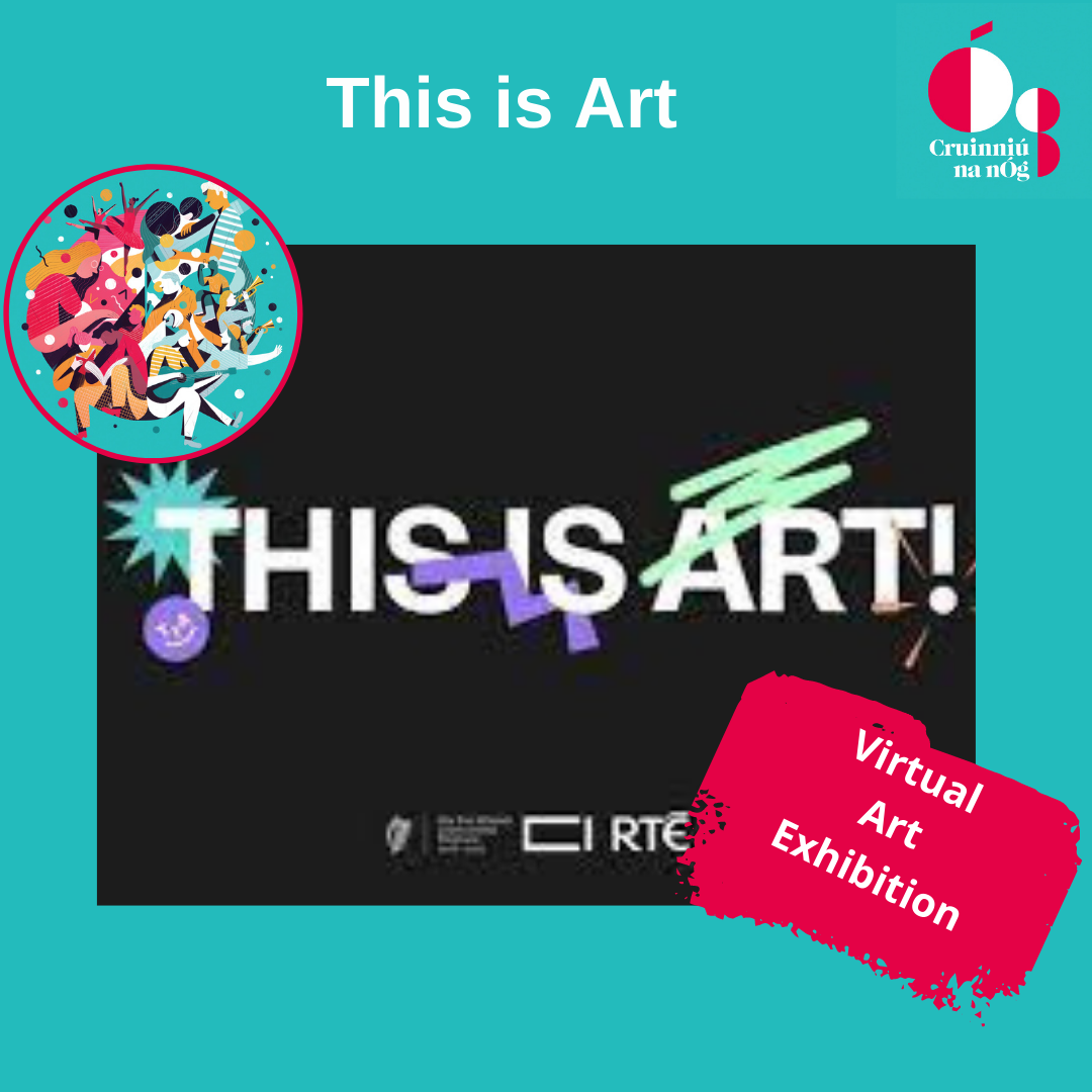 This is Art Virtual Art Exhibition
