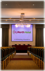 Conference suite at City North Hotel