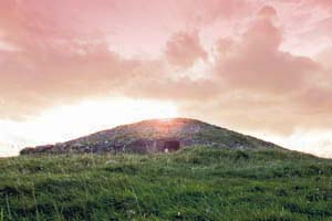 Ancient Loughcrew Cairns County Meath