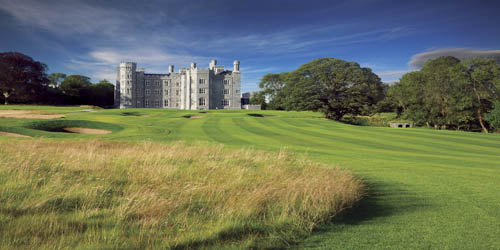 18th Hole at Killeen Castle