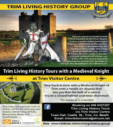 Trim Living History Poster