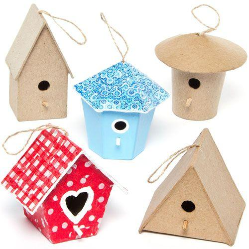 Art & Crafts : Feathered Friends