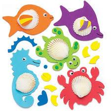 Art & Craft: Seaside Collage