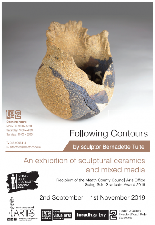 Following Contours Art Exhibition