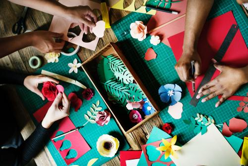 Adult Craft Groups
