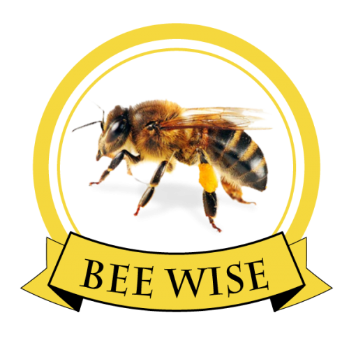 Bee Wise Logo