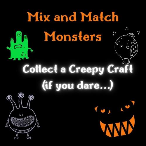Mix and Match Monsters