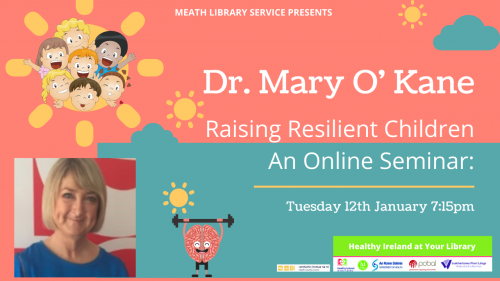 Raising Resilient Children with Dr. Mary O'Kane