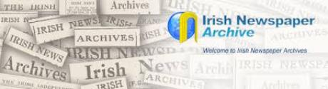 Irish Newspaper Archive Logo