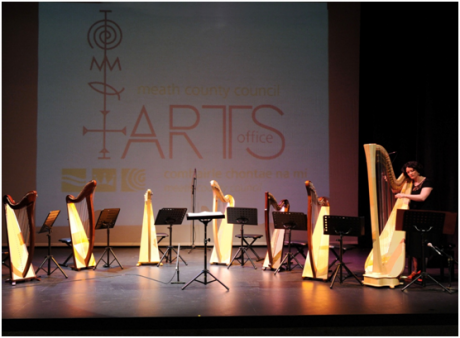 Events - picture of Harp concert