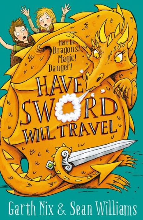 Have Sword Will Travel Book Cover