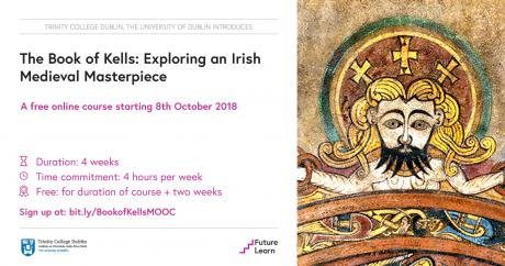 Book of Kells free online course