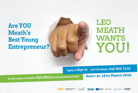 Meath's Best Young Entrepreneur 2019