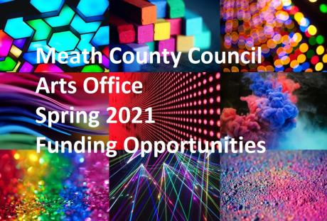 Meath Arts Office Spring 2021 Funding